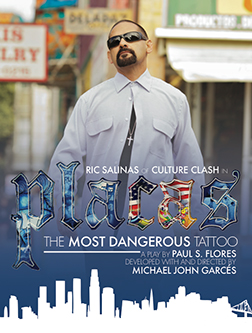 Placas— The Most Dangerous Tattoo Starring Ricardo Salinas of Culture Clash